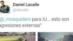 El 'zasca' de IU al economista de cabecera de Aguirre por este tuit sobre