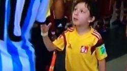 Messi ignora a un niño y otras imágenes curiosas del Mundial