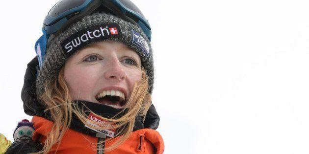 Muere Estelle Balet, campeona del mundo de snowboard, en una