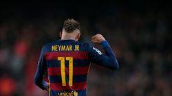 Neymar podría ir al banquillo (pero no por decisión de Luis