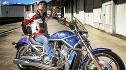 Fito Cabrales dona su Harley para la investigación del cáncer