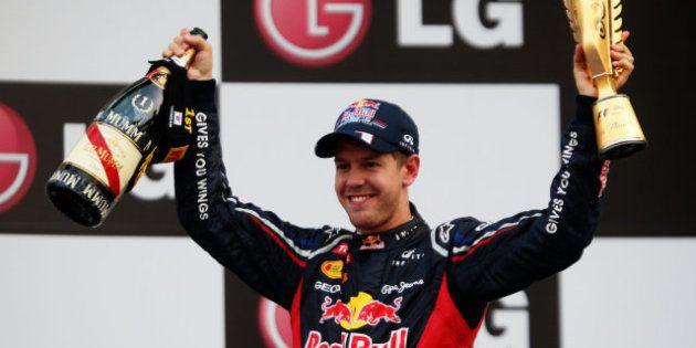 Sebastian Vettel firma con Ferrari para correr a partir de 2014, según la