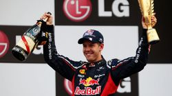 Vettel cambia de