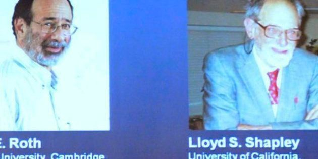 Premio Nobel de Economía 2012: Alvin Roth y Lloyd S. Shapley, galardonados por su estudio del