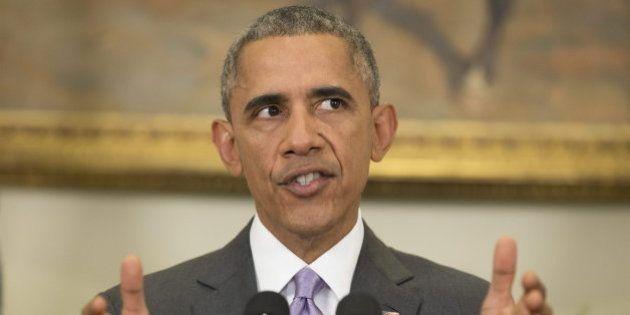 Obama pide permiso al Congreso de EEUU para poder usar la fuerza contra el Estado