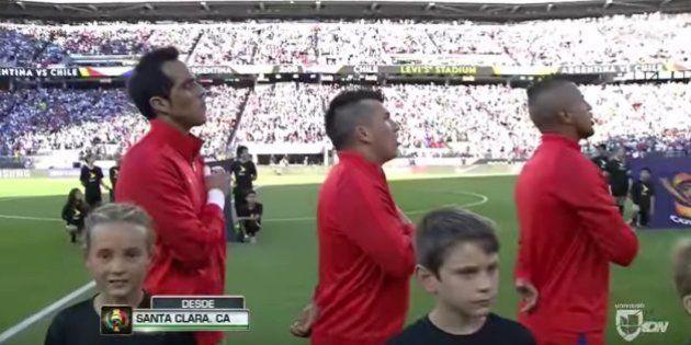 La doble pifia de EEUU con los himnos en la Copa América