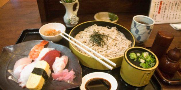 En Japón, uno de los países más sanos del mundo, comen MUCHOS hidratos de
