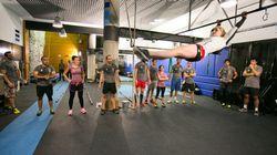 'Crossfit', el deporte total para quemar las calorías de la