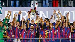 El Barcelona, campeón de la Champions