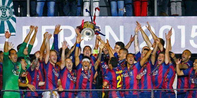 El Barça continúa persiguiendo su leyenda