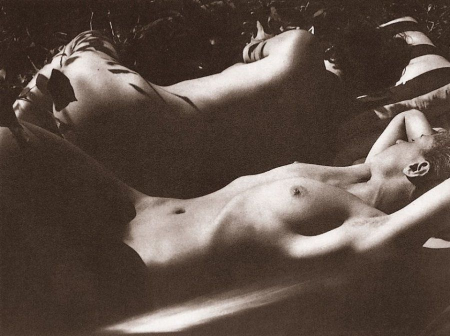 Así fueron los comienzos de la fotografía erótica: un