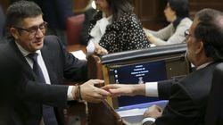 Patxi López elegido presidente del Congreso en segunda