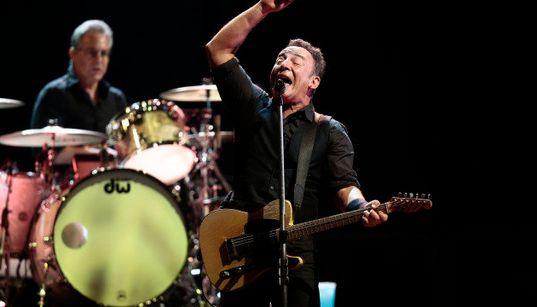 Todos los conciertos de Bruce Springsteen en