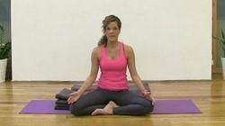 Yoga para aliviar las molestias
