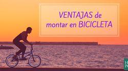 Montar en bici te hace más