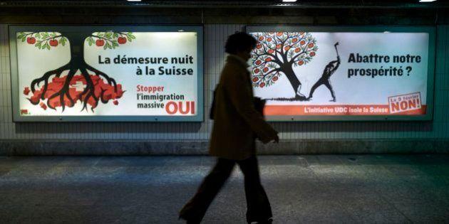 La UE suspende la participación de Suiza en las Erasmus y fondos I+D tras el referéndum sobre