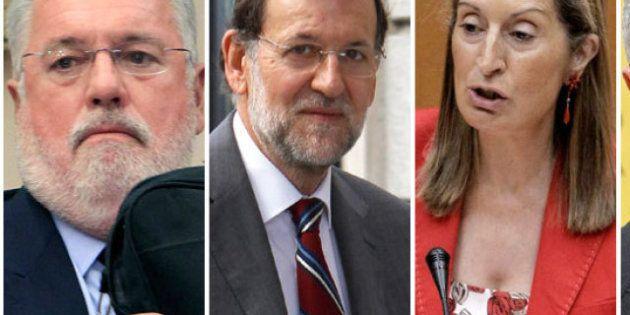 Sueldos de los ministros: Arias Cañete es el ministro con mayor patrimonio y Ana Pastor con el