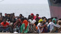 Mueren 40 migrantes, entre ellos niños, en aguas de