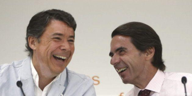 Aznar alaba los resultados de las