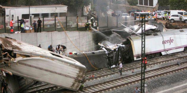 Las víctimas del accidente del Alvia siguen pidiendo justicia dos años