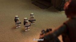 'Rogue One' en animación y 'stop motion': el homenaje de los 'fans' de la