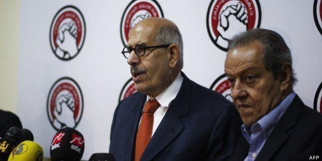El Nobel de la Paz Mohamed El Baradei, nombrado primer ministro interino de