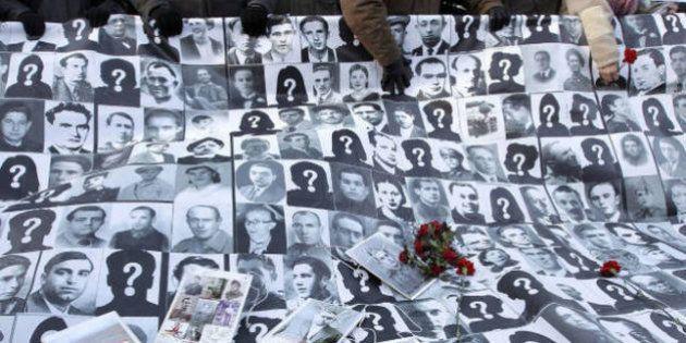 Las víctimas del franquismo reclaman ser incluídas en el Estatuto de la