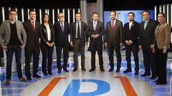 PP y Ciudadanos, bailando solos en el debate a