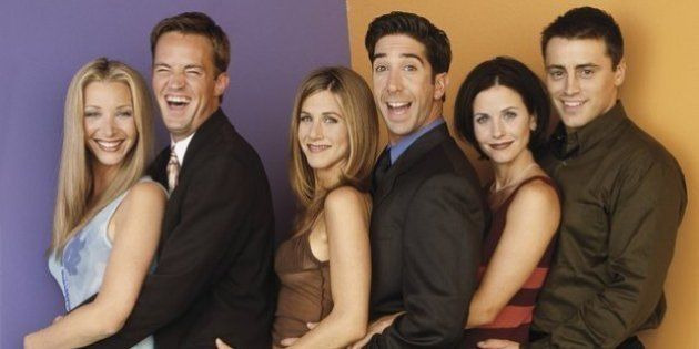 No, 'Friends' no vuelve... pero hay algo