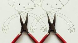 Dibujos a partir de objetos