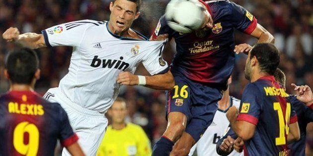 El Barcelona - Real Madrid se jugará el domingo 7 de octubre a las 19:50