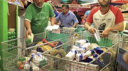 IU pide que se investigue a los supermercados por tirar
