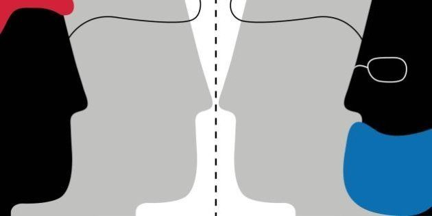 Derecha, izquierda o centro: ¿Dónde está cada