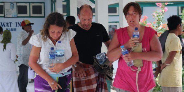 Indonesia dice que hay dos españoles entre los desaparecidos del