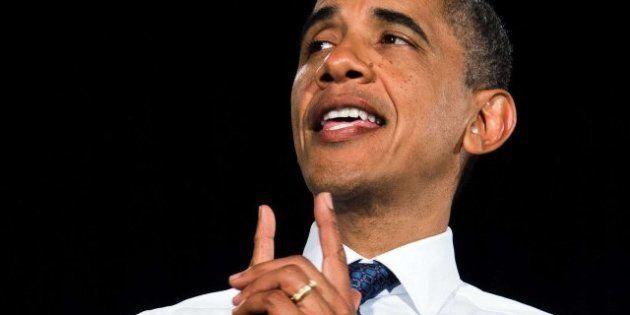 Obama autorizó operaciones de la CIA para apoyar a los rebeldes