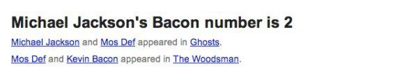 Google crea un sistema para buscar los 'seis Kevin Bacon de separación'