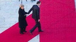 Rajoy y Merkel marcharán juntos por el Camino de