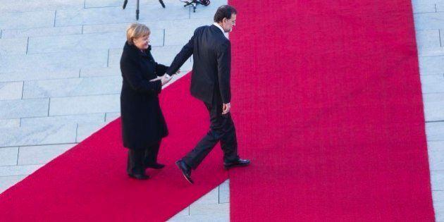Rajoy y Merkel se verán en Santiago el 24 y 25 de