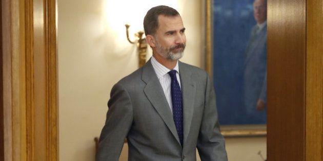 El rey cerrará las consultas con Rajoy el martes a las 15.30