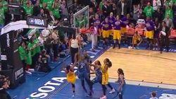 La canasta que dejó sin título de la WNBA a esta jugadora