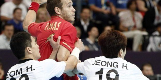 Juegos Londres 2012: España roza los cuartos tras derrotar a Corea del Sur en balonmano