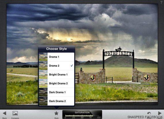 Postureo máximo: 'apps' gratuitas para tunear tus fotos de