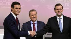 El cara a cara entre Rajoy y Pedro Sánchez, en