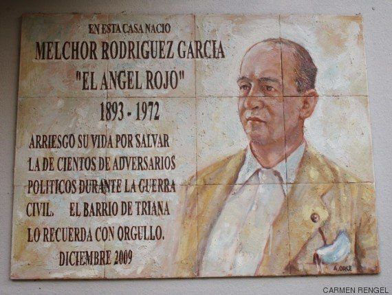 Melchor Rodríguez, el 'ángel rojo' que salvó a 12.000