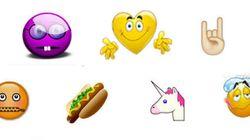 10 nuevos emojis que te harán plantearte cómo has podido vivir sin