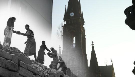 La reconstrucción de Dresde tras el bombardeo: el antes y el después