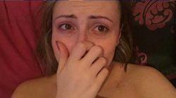 Esta mujer plasma lo que es vivir con ansiedad en dos