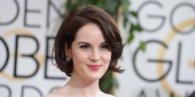 Muere el prometido de Michelle Dockery, Lady Mary en 'Downton Abbey', a los 34