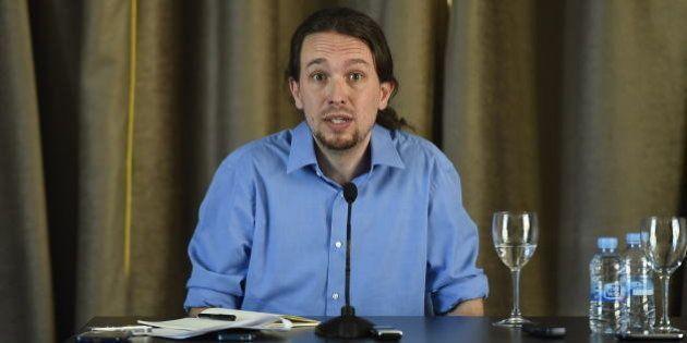 Pablo Iglesias, candidato de Podemos a La Moncloa con el 94% de los