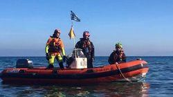 Están en Lesbos salvando vidas y Grecia les detiene por tráfico de